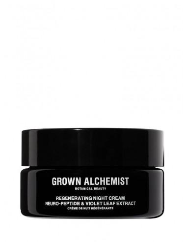 Crème de nuit régénératrice   Grown Alchemist